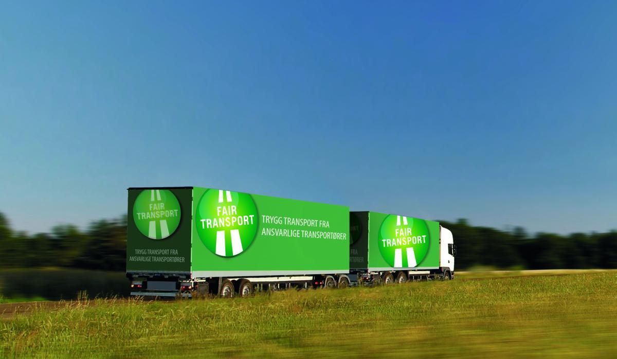 Bilde av Fair Transport lastebil på Sundbrei Transport sin side